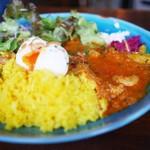 グッドラックカリー - Ebi curry