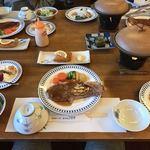 ホテルこだま - 料理写真: