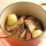 シュミネー - 料理写真:シュークルット・ロレーヌ