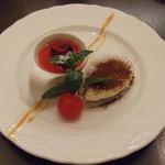 トレマーニ - スイカのデザート。