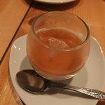 ペリーズバー - デザート 紅茶のパンナコッタ