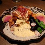 地鶏専門店 三岳 - 鶏南蛮
