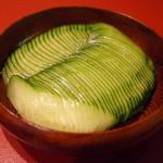 シシリア - グリーンサラダ(900円)