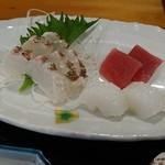 寿司竹寅 - 瀬戸の刺身