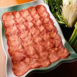 牛タンを使った逸品料理をぜひご賞味ください!