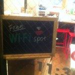ボラーレ - 無線LANでwi-fi環境ばっちりだからスピードも速いです!