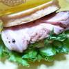ミッシェル - 料理写真:ローストポークのサンドは相変わらず安定の美味しさ