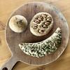 小麦のワルツ - 料理写真:時計まわりに、塩カシュー、ナッツミュージアム、クルミあん