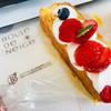ブールドゥ・ネージュ - 料理写真:ミルフィーユ