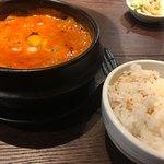 KollaBo - ・純豆腐チゲ定食