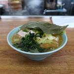 84316832 - キャベツラーメン(麺固め)