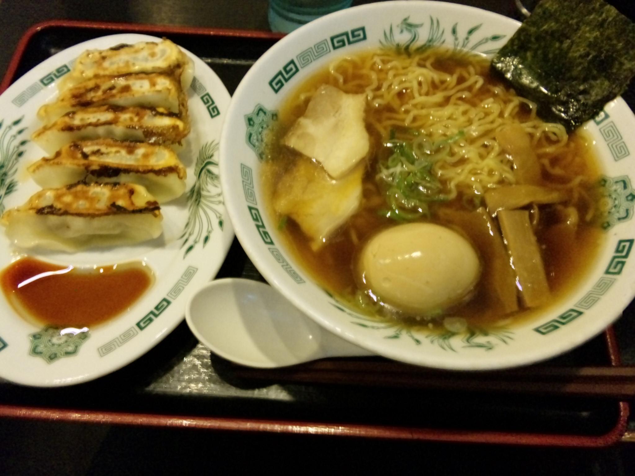 日高屋 鶴ケ峰店