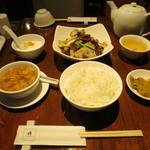 パンダ レストラン - 回鍋肉 ※ランチメニュー