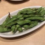 84320704 - 焼き枝豆(柚子胡椒風味)