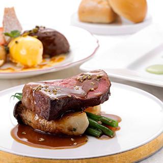 伝統と斬新さの融合フランス料理クイーン・アリス