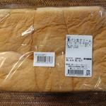 84323746 - 生クリーム入り食パン