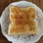 ポシェット - 料理写真:トーストが美味しい