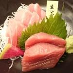 四ツ谷 魚一商店 - マグロ刺し