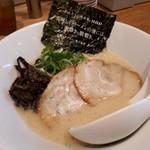博多 一風堂 - 料理写真:白丸元味 シンプルなものが一番❗