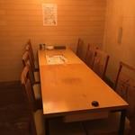 プロカンジャンケジャン - 個室