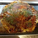 美味しんぼ - モダン焼き(豚)