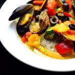 マジックレストラン&バーGIOIA 銀座 - 鮮魚のアクアパッツァ