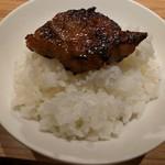 アジヨシ - on the rice