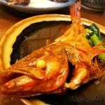maguroyakitorisuda - キンメの煮付け