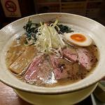 麺元素 - 魚元素塩ラーメン