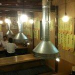 jizaketokaisenumibouzuyocchan - 居酒屋風の店内。