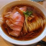 麵処清水 - チャーシュウ麺 ¥850