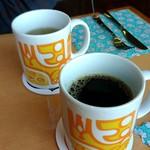 84330905 - コーヒーとハーブティー