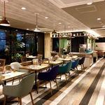 チャワン - 2階もテーブル席多数