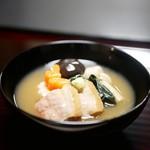 つば甚 - 郷土料理 鴨の治部煮