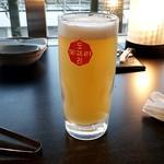 84332235 - 富士地ビール白:730円