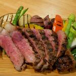 欧食屋 Kappa - (撮影 20180416)妻と二人で初訪問。野菜も肉も美味しかった!