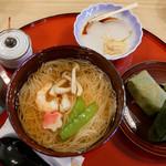 三輪山本 お食事処 - (撮影 20180120)奈良の実家へ帰省する際は、こちらで昼食が定番です。