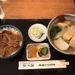 寿々キ そば店 - 料理写真: