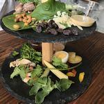 ヴェジタブルカフェ&シーフードバー サイエン - 料理写真:前菜盛り合わせ