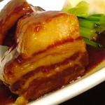 わとか食堂 - 料理写真:柔らか豚の角煮