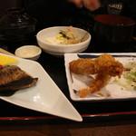 村上水産仲買人直営店鮮魚部 - 料理写真:日替わり定食