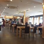 Cafe du Riche - 店内