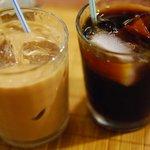 タンドール - チャイとアイスコーヒー
