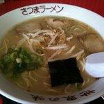 さつまラーメン - 塩味を選択~☆(第一回投稿分④)