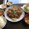 炎 - 料理写真:焼肉定食=750円