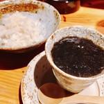 焼鳥 輝久 - ○フォアグラの茶碗蒸し様