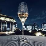 DRAWING HOUSE OF HIBIYA - coupe de champagne
