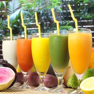 <SUMI-BIO>オリジナル酵素野菜ジュース五種類