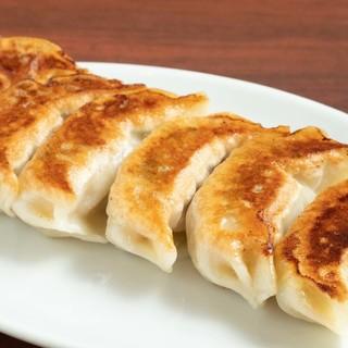 【食べるべき一品】焼餃子
