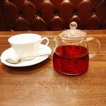 星乃珈琲店 - 星乃ブレンドティー。紅茶もご用意しております。